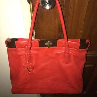 (To Swap) Authentic Furla Leather Bag