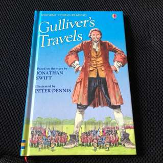 Gulliver's travel by usborne young reading