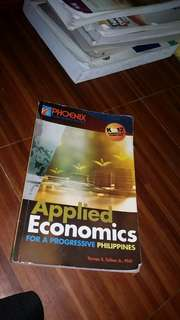 APPLIED ECONOMICS K12