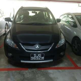 Mitsubishi Grandis 2.4 Auto Sports SR