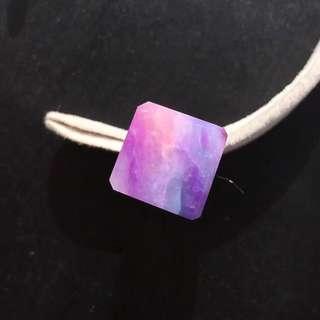 水晶-糖果櫻花紫舒俱萊