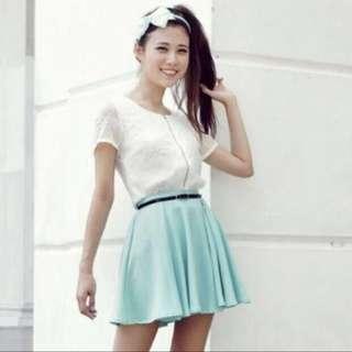Thetinselrack sundae funday skirt