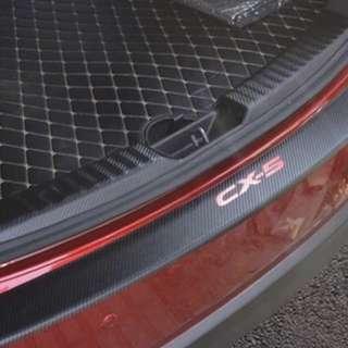 Mazda CX-5 Boot Leather Scuff Plate