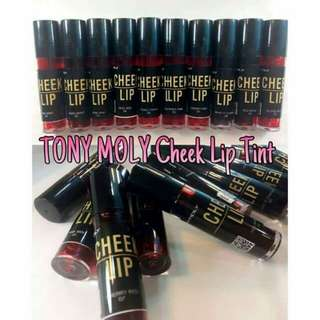 Buy 1 Take 1 onhand!!! TONY MOLY cheek/liptint