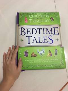 Hardcover Bed Time Tale