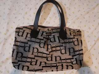 Authentic Paris Hilton Tote Bag