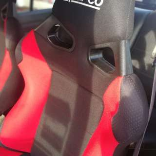 Seat sparco