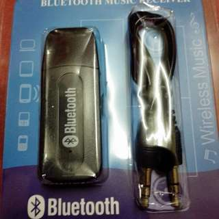Bluetooth Music Reciever