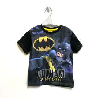 Boys Batman cotton knitted top