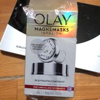 OLAY 微磁導入緊緻面膜 50g(無導入儀)