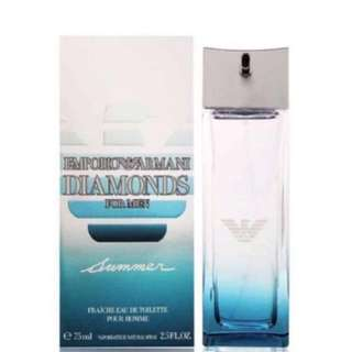 75ML EMPORIO ARMANI DIAMONDS SUMMER 2