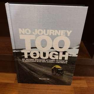 No Journey Too Tough - William Tan