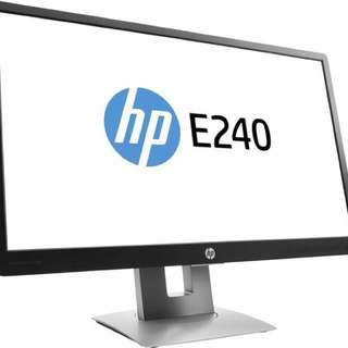 HP EliteDisplay E240 23.8 inch monitor