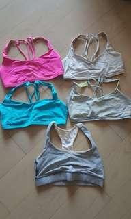 lululemon sports bras