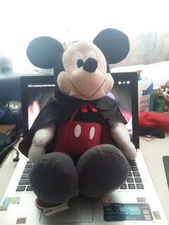 Vampire Mickey Mouse Plush