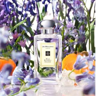 ♡ Jo Malone London 藍風鈴, Wild Bluebell Cologne 30ml/100ml ♡