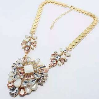 CLEARANCE | J.crew Inspired Soiree Necklace
