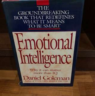 Emotional Intelligence - Daniel Coleman