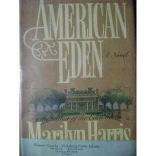 AMERICAN EDEN MarilynHarris