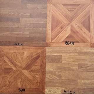 lantai vinyl tile borneo