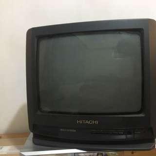 老爺電視 (做懷念裝置,用得好好)