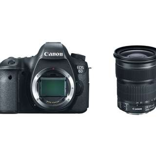 Canon EOS 6D with 24-105MM F/3.5-5.6 IS STM Lens