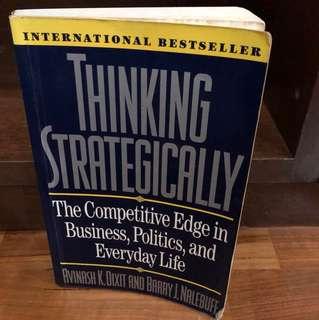Thinking Strategically - Avinash K.Dixit & Barry J.Nalebuff
