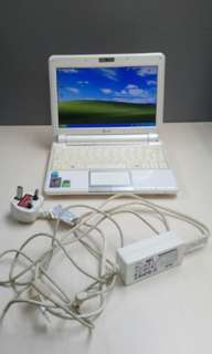 "Asus eeepc 901 8.9""mom with webcam white color"