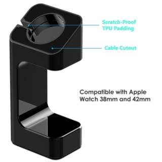 Rechargeable stand for Iphone watch