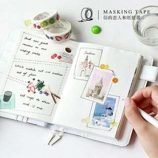Good Morning City Masking Tape 3cm×7m