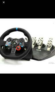 Brand New Logitech Driving Force G29 Simulator Wheel