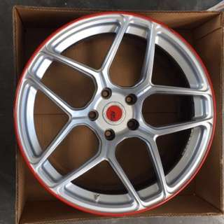 19 inches light weight concave rim