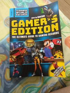 Gamer's Edition Guiness World records