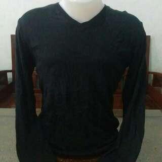 T-Shirt Uniqlo (Black)