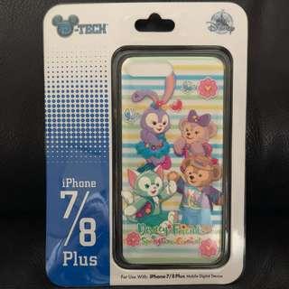 香港迪士尼獨家Duffy iPhone 7/8 plus case