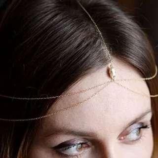 CLEARANCE   Sammi Gemstone Headpiece