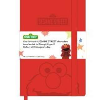 Sesame Street Mahrker Notebooks (5 exclusive designs)