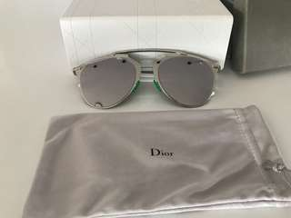 Dior Reflected Sunglasses. Barely used.