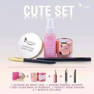 Cute Makeup Set