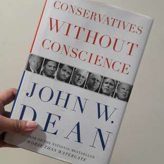 CONSERVATIVE WITH OUT CONSCIENCE