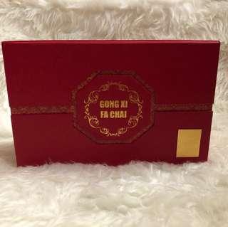 "Red Box ""Gong Xi Fa Chai"""