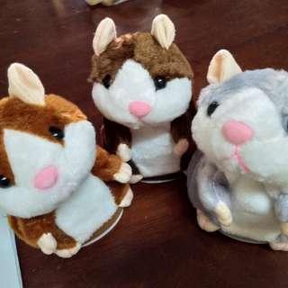 Pre-order Talking hamster