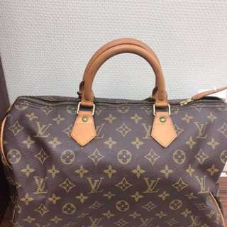 Speedy 35 monogram Authentic LV -preloved luxury