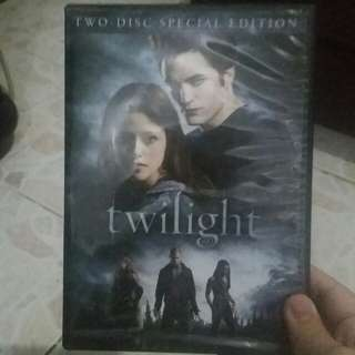Twighlight 2-Disc DVD Original