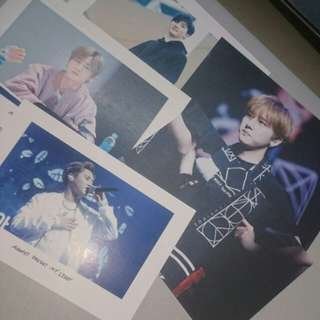 IM FANSITE POSTCARD