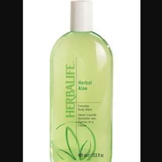 Herbal Aloe Vera Body Wash (Herbalife)