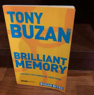 Brilliant Memory - Tony Buzan