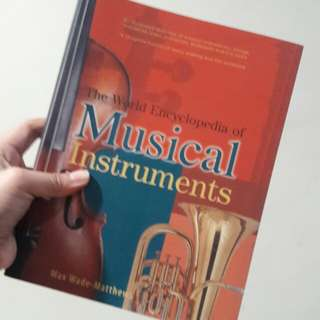 ENCYCLOPEDIA OF MUSICAL INSTRUMENT