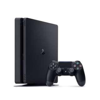 PS4 Slim 500GB BNIB