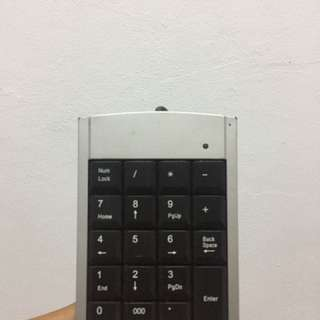 Numlock Laptop